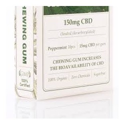 CHICLES CBD ENDOCA (10 CHICLES CON 15 MG CBD)