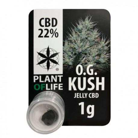 CBD Polen Jelly 22% OG Kush