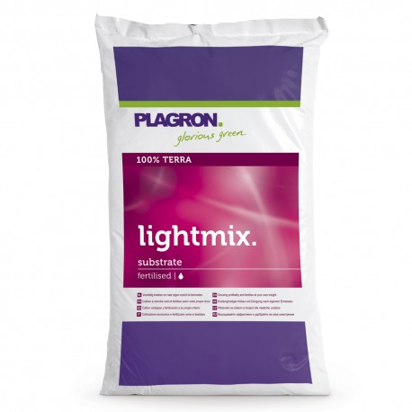 LIGHT MIX CON PERLITA 50 L. PLAGRON