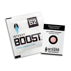 62%  INTEGRA BOOST HUMIDITY PACK