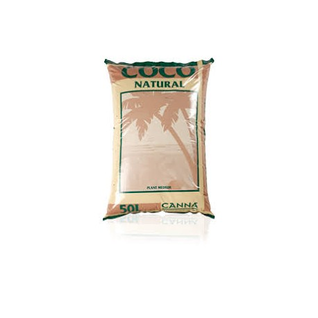 CANNA COCO NATURAL MEDIUM 50L