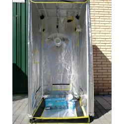 Kit Bajo consumo Crecimiento con Armario Pure Tent 60 x 60 x160