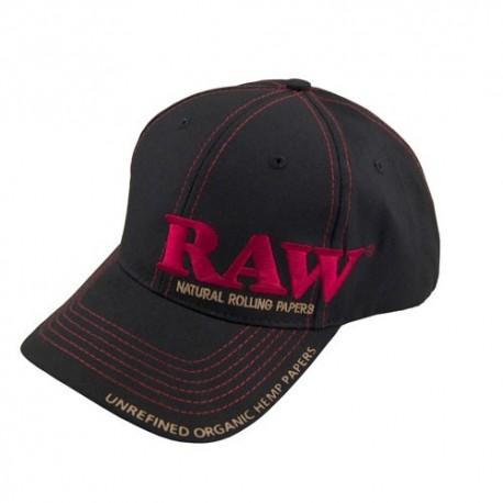Raw Gorra Negra