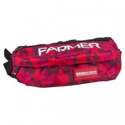 Riñonera WeedWorker Red/Black