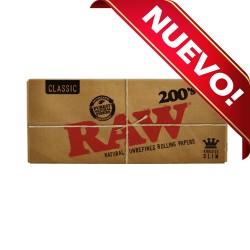 Raw King Size Slim 200´s Classic