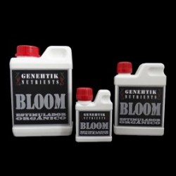Estimulador Bloom Genehtik Nutrients