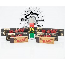 Raw Black Pack