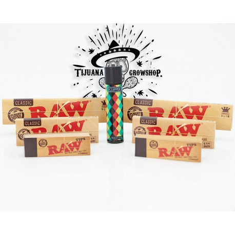 Raw Classic Pack