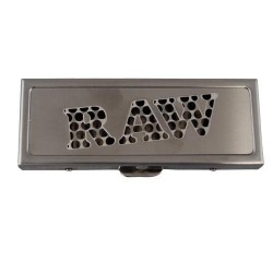 RAW CAJA GRINDER 1 ¼ SHREDDER CASE