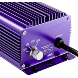 Balastro Electrónico Lumatek 600Wts Regulable