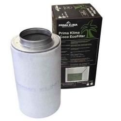 Filtro Carbon Prima Klima Coco Eco Boca 200mm (780 m3/h)