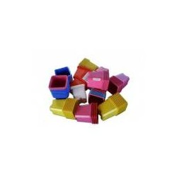 Maceta Colores 7x7