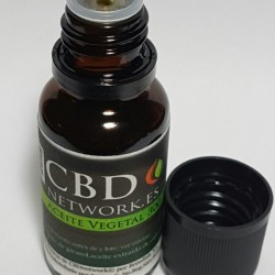 CBDnetwork CBD oil 20 ml (300 mg.)
