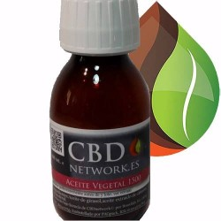 CBDnetwork CBD oil 100 ml (1500 mg.)