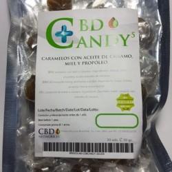 Caramelos CBDnetwork (paquete 30 uds.)
