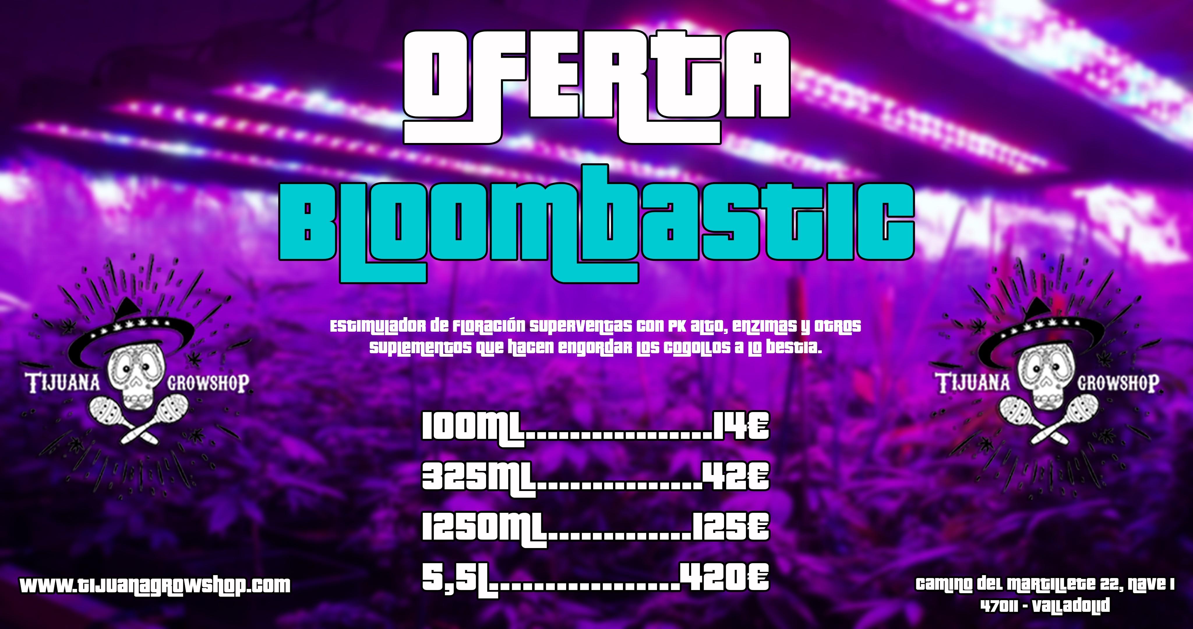 oferta Bloombastic