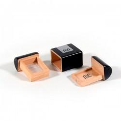 Caja Curación FUM Pocket Negro 9 x 5 x 3,5 cm.