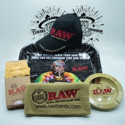 Pack regalo  9 - Raw Pack