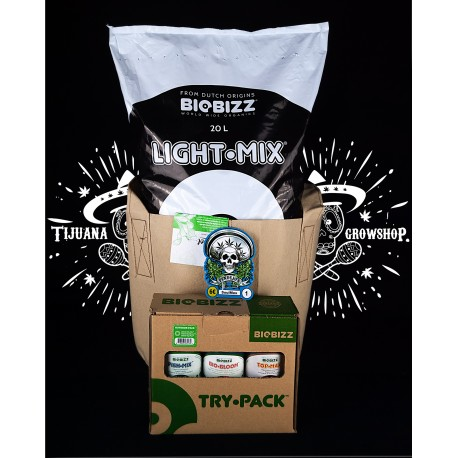 Try Pack Kit Basic + Semilla