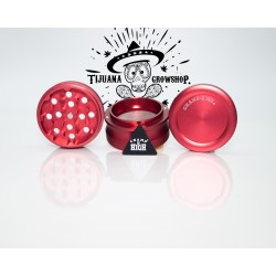 FULL MAGNET GRINDER (56 MM) ROJO CHAMP HIGH