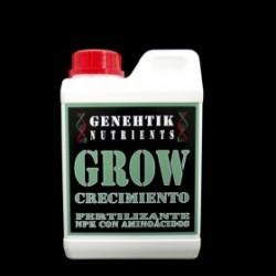 Crecimiento Genehtik