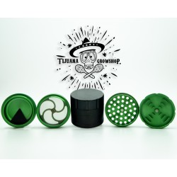 GRINDER FASHION  4 PARTES 63MM