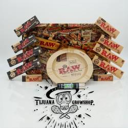 Kit Bandeja Raw Mediana