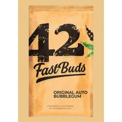 Original Auto BubbleGum FAST BUDS
