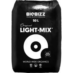 2 Light Mix 50 l Bio Bizz + Transporte