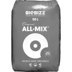2 Sacos ALL-MIX 50 L BIOBIZZ + Transporte
