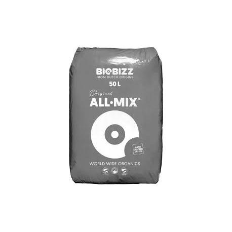 2 Sacos ALL-MIX 50 L BIOBIZZ + Transporte