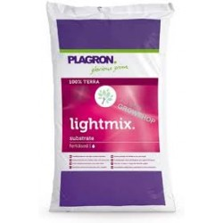 2 Sacos LIGHT MIX CON PERLITA 50 L. PLAGRON + Transporte