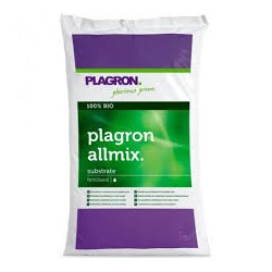 2 Sacos ALL MIX 50 L PLAGRON + Transporte