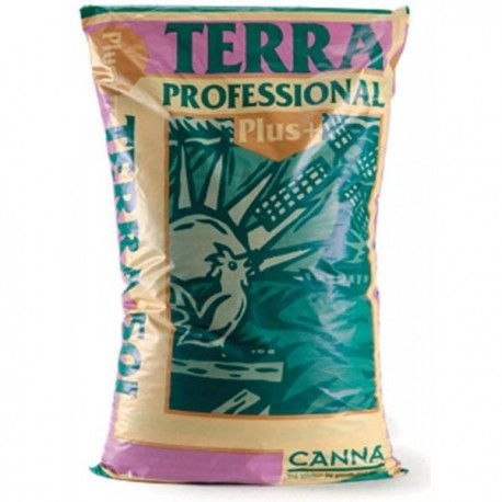 2 Sacos CANNA TERRA PROFESIONAL PLUS 50 L + Transporte
