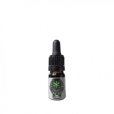 CBD Oil Plant of Life 10 % - 5 ml.
