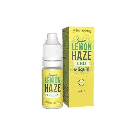 E-LIQUID CBD HARMONY 30 MG 10ML con terpenos