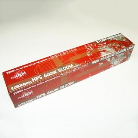 Bombilla Pure Light HPS 600 W Bloom