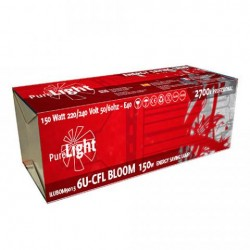 Bombilla Pure Light CFL 150 W Bloom