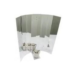 Reflector liso con casquilo