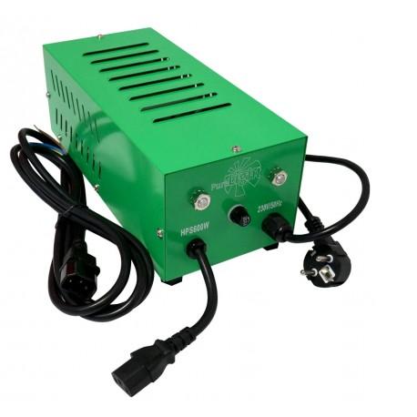 Balastro Pure Light Plug&Play 400 Wts