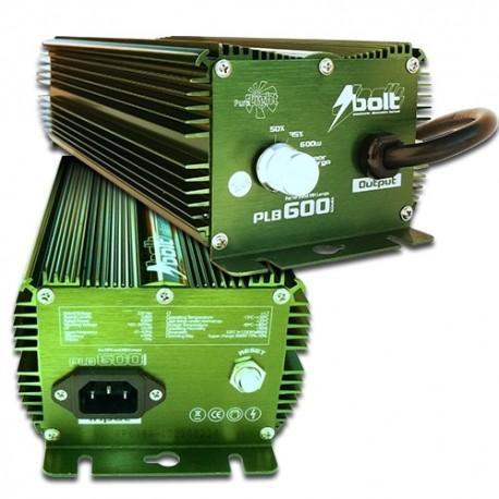 Balastro Electrónico Bolt 600Wts Regulable