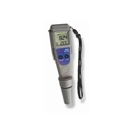Medidor PH/Temperatura ADWA Waterproof AD11