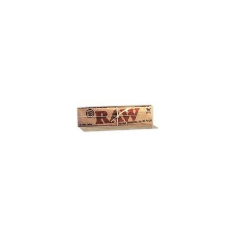 Papel Raw King Size