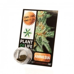 Hachís Amnesia CBD Plant of Life(1 gramo)